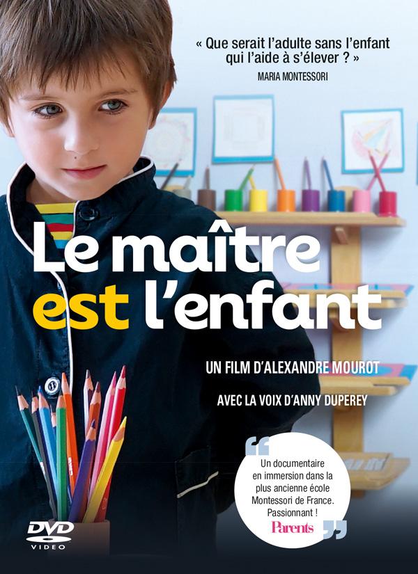 DVD Le Maître est l'enfant - Périscolaire Centre d'Illkirch-Graffenstaden