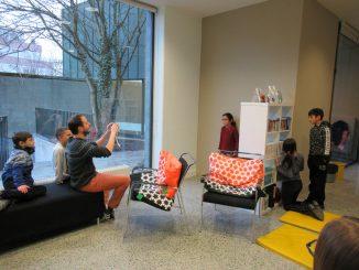 """Le projet """"Booktube"""" au périscolaire élémentaire Nord à Illkirch"""