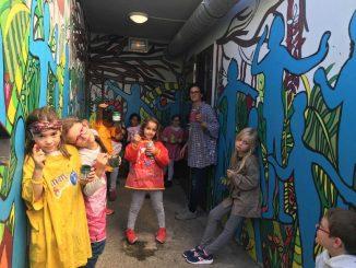 Rentrée 2018-2019 au périscolaire élémentaire Libermann à Illkirch